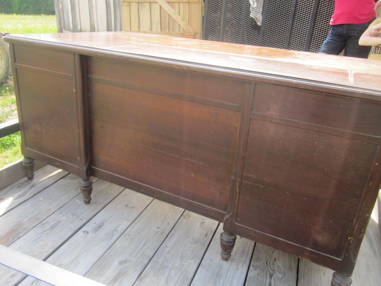 Vintage Executive Desk For Sale The Doten Dunton Desk