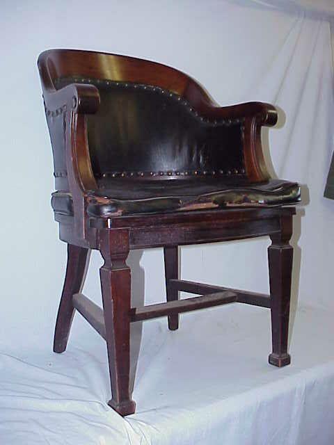 Gentil Doten Dunton Chair