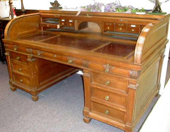 Rolltop Desks A Catalog Of The Doten Dunton Desk Company